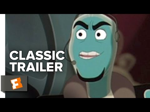 Osmosis Jones 2001    Bill Murray, Chris Rock Movie HD