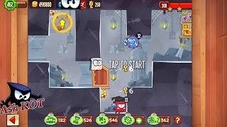 King Thieves - Base 81 - Exploiting Dungeons with Potions by Ash KOT