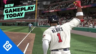 New Gameplay Today – MLB The Show 19