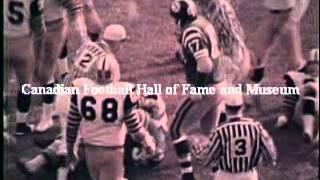 1967 Grey Cup highlights Hamilton Tiger-Cats vs. Saskatchewan Roughriders