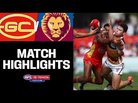 Scorching Q Clash | Gold Coast v Brisbane Match Highlights | Round 6, 2019 | AFL