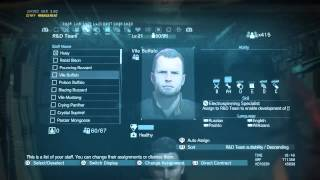 How To Stop Mother Base Infection In Metal Gear Solid 5 The Phantom Pain
