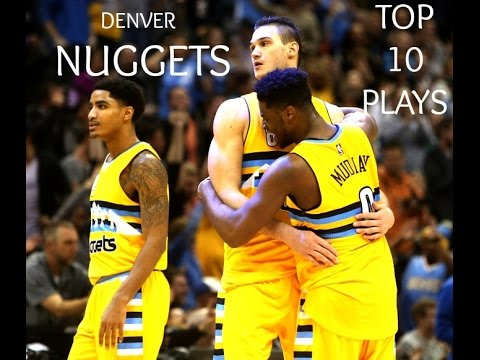 Denver Nuggets 2015-16 Season Top 10