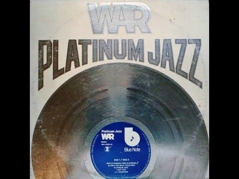 WAR_Platinum Jazz (Compilation Album) 1977