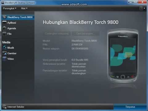Cara Instal / Upgrade BLACKBERRY OS