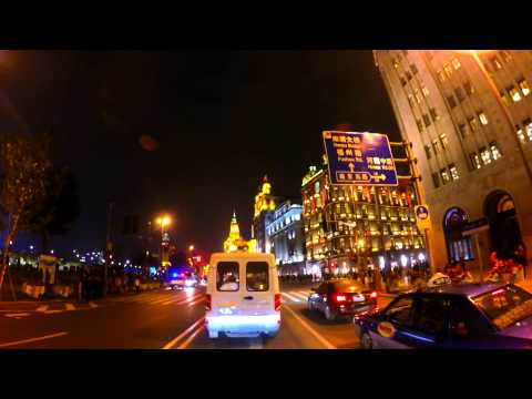 SHANGHAI NIGHT RIDE - The City in 10 Minutes