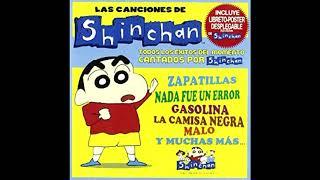 La camisa negra - Shin Chan
