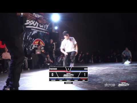 1v1 Top 16: Power Sour vs Kaku | G-Shock Taipei Bboy City World Final 2016