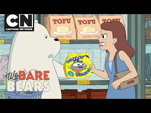 Grocery Shopping | We Bare Bears | Cartoon Network