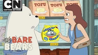 We Bare Bears | Grocery Shopping | Cartoon Network