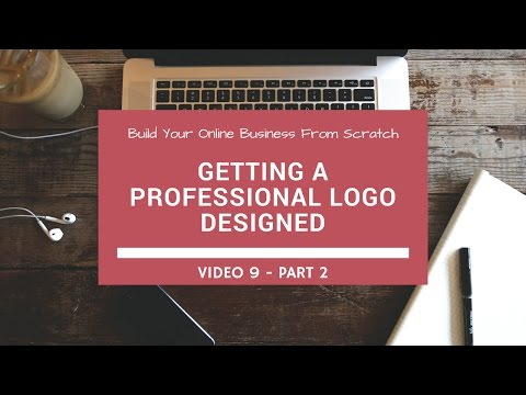 Getting A Professional Logo Designed - Part 2