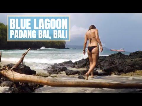 GORGEOUS BLUE LAGOON in Padang Bai, Bali, Indonesia  //  187