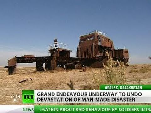 A Dead Sea Disaster: Turning tide on worst man-made eco catastrophe