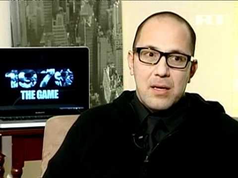 NWW World-Interview mit GTA Grand Theft Auto Navid Khonsari