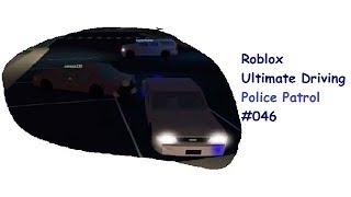 Roblox: Ultimate Driving | Police Patrol #046 | Raptor und der Todesstern BANN | [Huski/German]