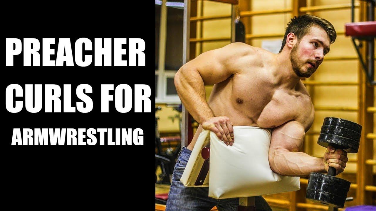 Train Like An Arm Wrestler- Get HUGE Forearms – Fitness Volt