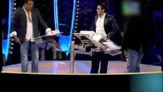 Sanjay Dutt, Jackie Shroff on Dus Ka Dum