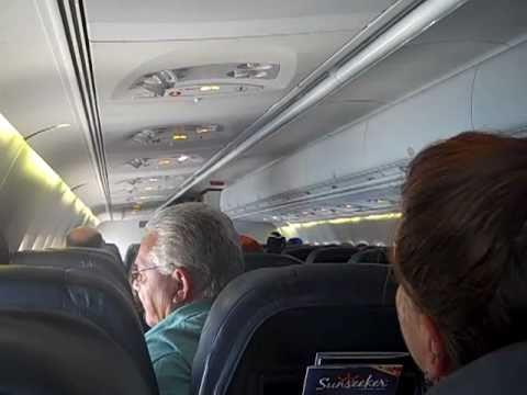 Allegiant Air Flight 402 Lex Ky To Fl Part 2 Youtube