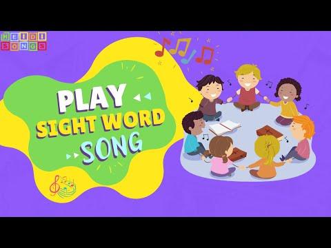 hqdefault - Sight Word Song For Kindergarten