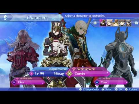 Xenoblade Chronicles 2: Guide to Making Corvin Broken