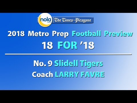 18 for '18: No. 9 Slidell in good position to win first district title in 15 years