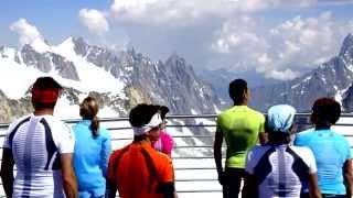 X Bionic Courmayeur Mont Blanc Sky Race 2015