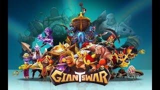 Giants War  - Game chiến thuật RPG kết hợp xây dựng căn cứ