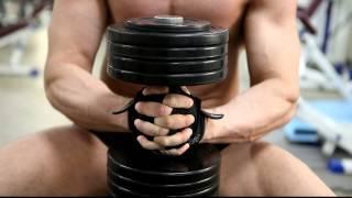 Жим одной гантели для внутренней части грудных мышц. Упражнение для внутренней части груди(Сделайте свое тело красивым и здоровым, тренируясь со мной по скайпу: http://vk.cc/2gFY6c Понравилось видео?! Подпиш..., 2015-04-24T07:10:39.000Z)