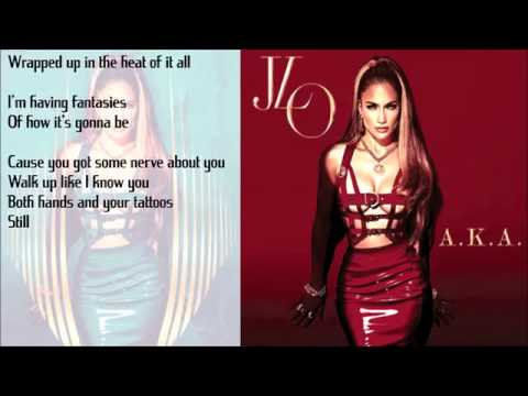 Jennifer Lopez - Troubeaux ft. Nas (Lyric ON Screen)