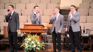 "HBBC - GloryBound Quartet - ""Preacher Tell me like it is"""
