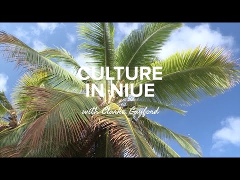 Culture in Niue with Clarke Gayford