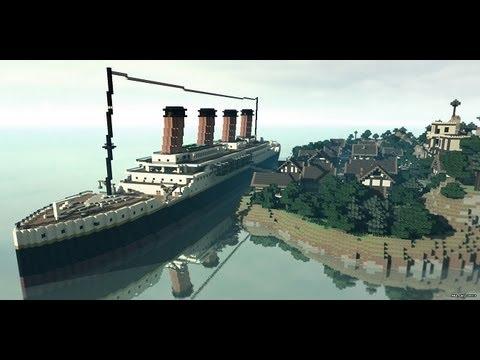Minecraft Titanic : Episode 2