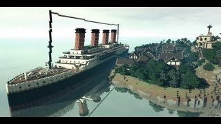 Minecraft Titanic : Episode 2