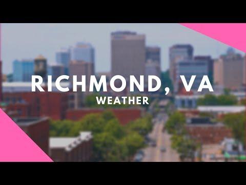 Richmond, Virginia - Weather