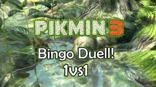 Pikmin 3 - Bingo Duell! - 1vs1