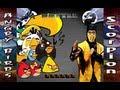 Alternate Ending Angry Birds v. Mortal Kombat Grudge Match