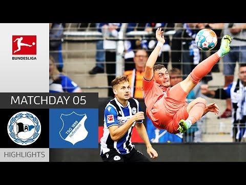 Arminia Bielefeld Hoffenheim Goals And Highlights