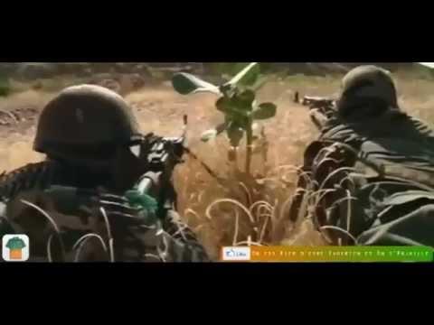 Treinamento Exercito de Mali
