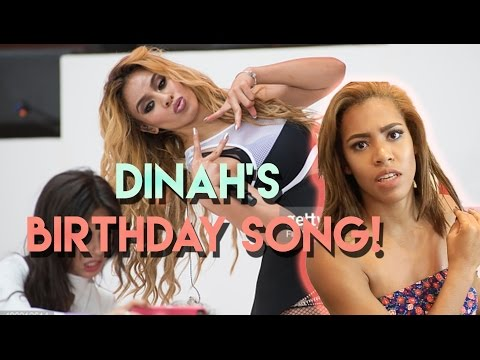 Dinah's Birthday Song