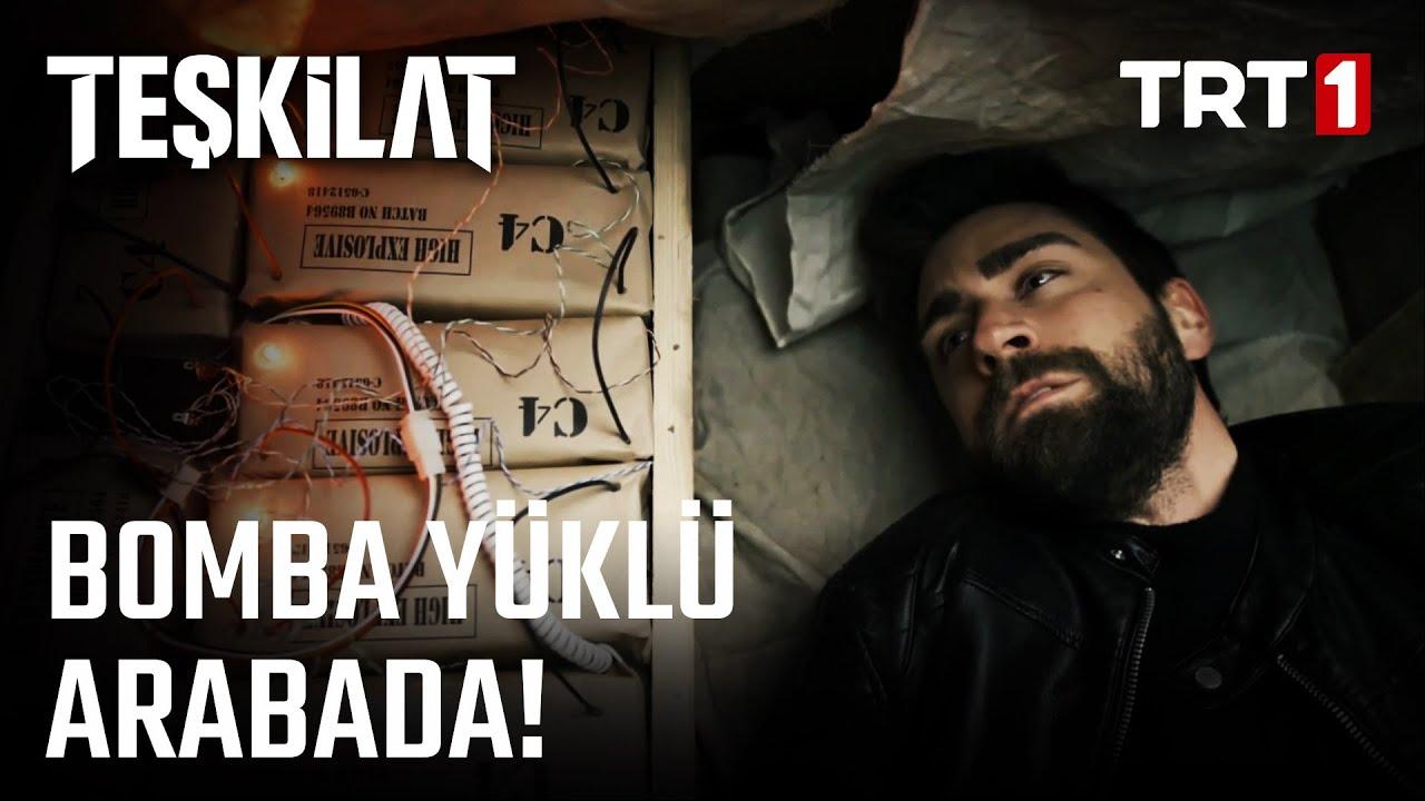 Serdar'ı Kurtarmak İçin Son Şans! | Teşkilat 4. Bölüm (Final Sahnesi)