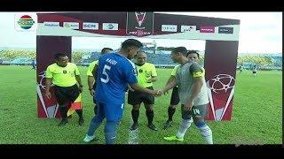 Piala Presiden 2018: PSIS SEMARANG (1) vs PERSELA LAMONGAN (0) - Highlight Peluang dan Gol