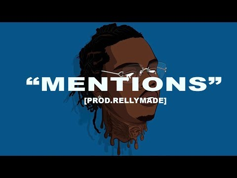"""[FREE] Gunna x Lil Baby Type Beat 2019 """"Mentions"""" Prod.RellyMade"""