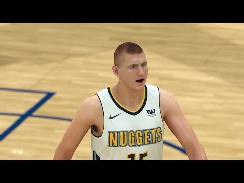 NBA Today 4/5 - Minnesota Timberwolves vs Denver Nuggets | NBA Full Game Highlights (NBA 2K18)