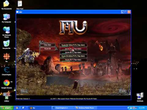 Hack Speed MU [Hỗ trợ săn boss] bằng Cheat Engine 6.3