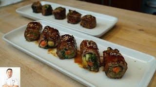 Beef Negimaki - How To Make Series