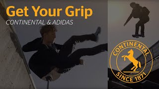 Get Your Grip - Continental & adidas