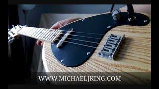 Electric Ukulele By Michael J King (nokia Lumia 720)