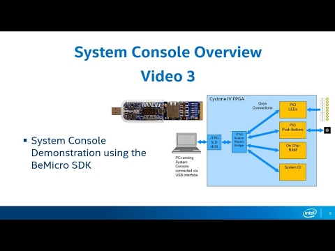 System Console - Part 3