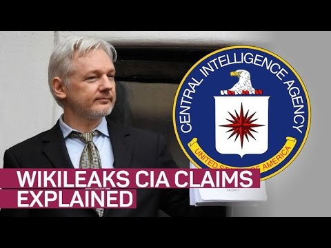 Can the CIA control your phone? WikiLeaks claims explained