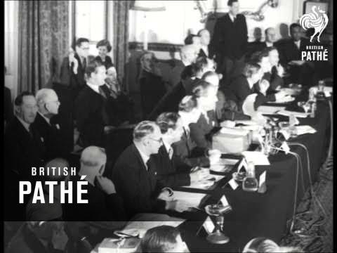 British Caribbean Federation Conference. (1956)